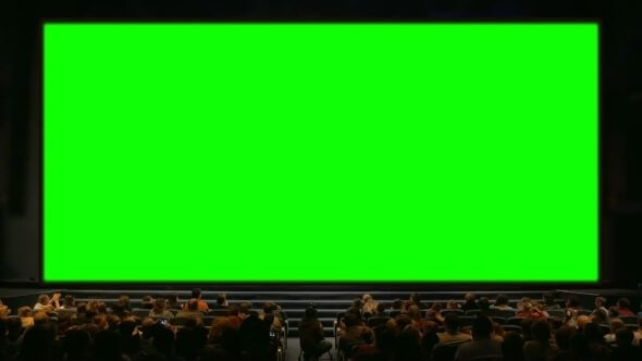 Chroma Key – A magia do cinema