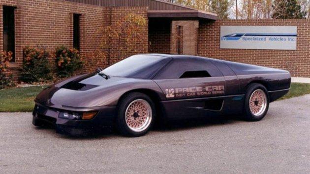 """""""Turbo Interceptor"""", o modelo Dodge M4s do filme A Aparição."""