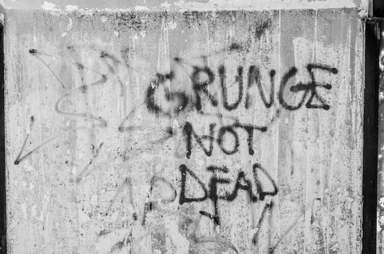 O Grunge não está morto!
