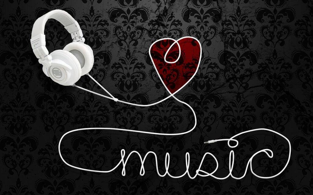 Coloque música em seu dia a dia e seja mais feliz.