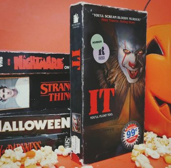 VHS nas séries e no cinema moderno