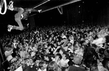 Grunge e a lista das 40 maiores bandas