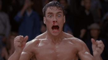 Jean-Claude Van Damme - o queridinho dos anos 80 e 90