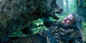 O Regresso - a cena do urso ainda choca